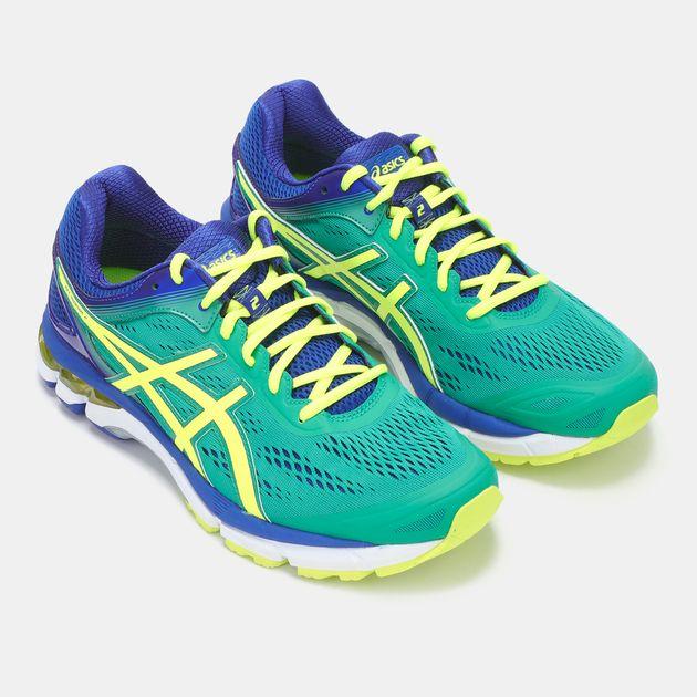 new arrival ec16b 5a7b3 Shop Green Asics Gel-Pursue 2 Running Shoe for Mens by Asics ...