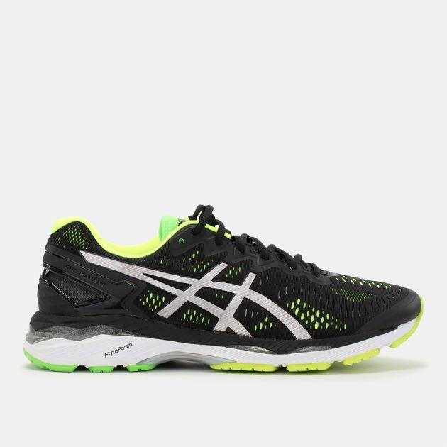 buy popular b9e4e 8b002 Shop Black Asics GEL-Kayano® 23 Shoe for Mens by Asics - 3 | SSS