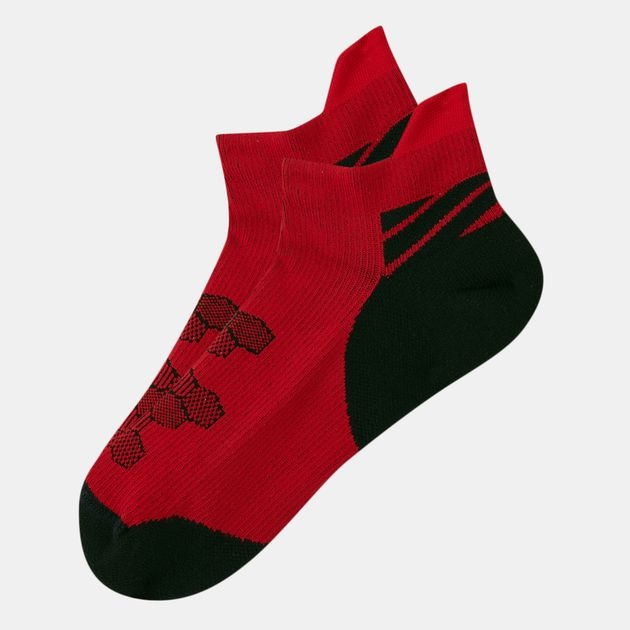 asics running socks mens