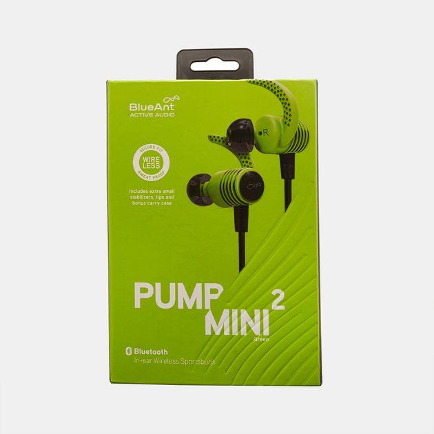BlueAnt Pump Mini 2 In-Ear Wireless Sportsbuds - Green