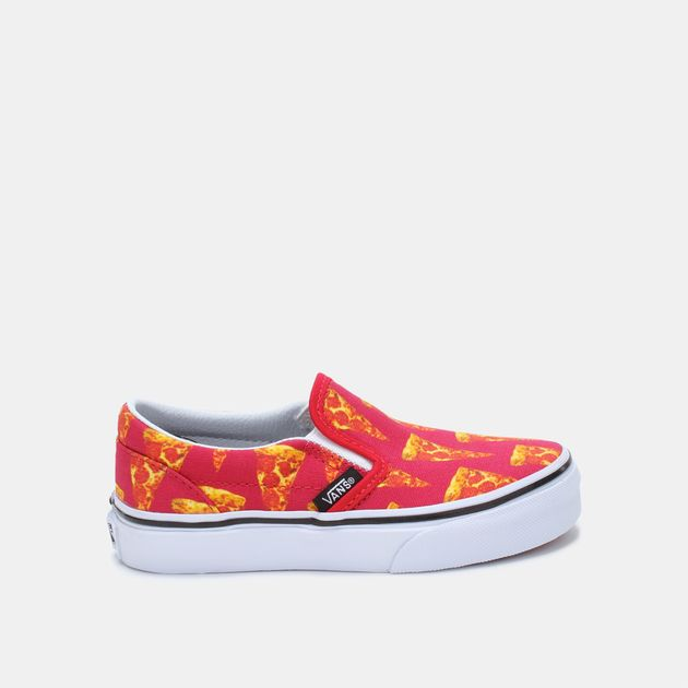 Vans Kid's Classic Slip-On