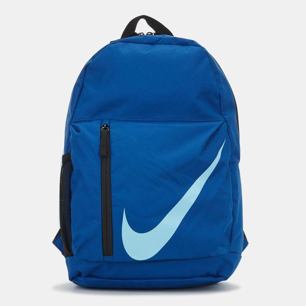 f687efc18195 Shop Blue Nike Elemental Kids  Backpack