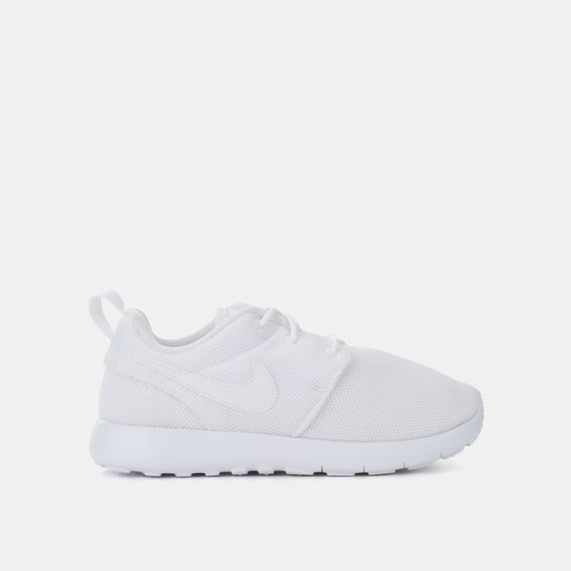 659932854fdd7 Shop White Nike Kids  Roshe One (Grade School) Shoe for Kids by Nike ...