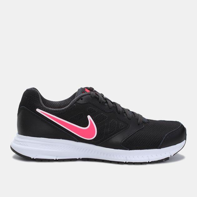 Shop Black Nike Downshifter 6 Running Shoe for Womens by Nike  d1b1e725822f