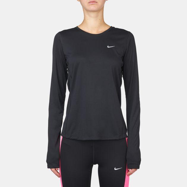 Nike Dri-FIT Miler Long Sleeve T-Shirt