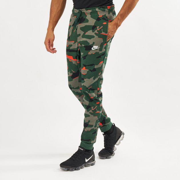 91f36ae62 Nike Men s Sportswear Camo BB Jogger Pants