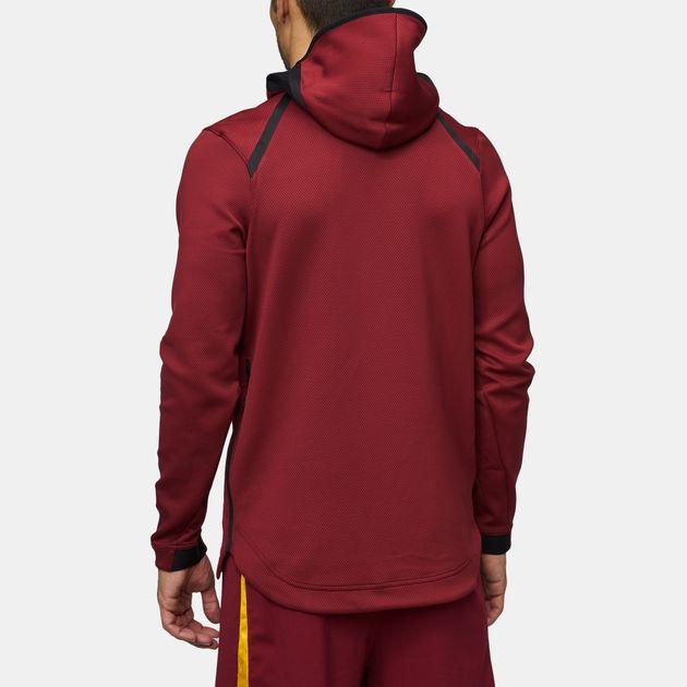 9b5d64b707e4 Nike NBA Cleveland Cavaliers Therma Flex Showtime Full Zip Hoodie ...