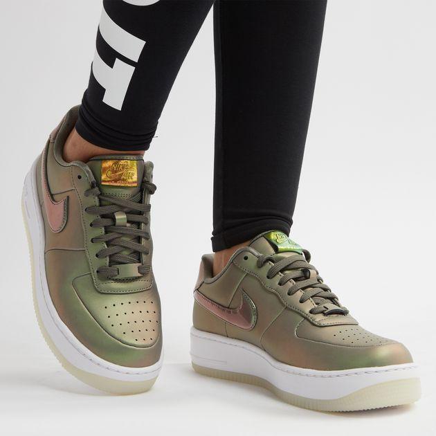 quality design 7be48 899c1 Nike Air Force 1 Upstep Premium LX Shoe, 1134373