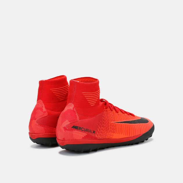 uk availability ec659 f61de Nike Kids  MercurialX Proximo II Turf Ground Football Shoes (Older Kids),  885692