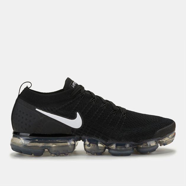 1a1c22e0de856 Shop Black Nike Air VaporMax Flyknit 2 Shoe for Mens by Nike