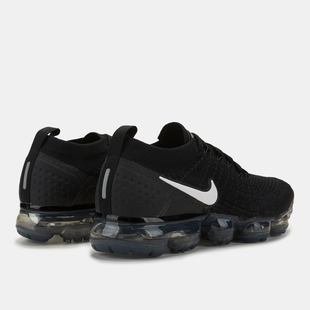 f5ee58d71 Shop Black Nike Air VaporMax Flyknit 2 Shoe   SSS