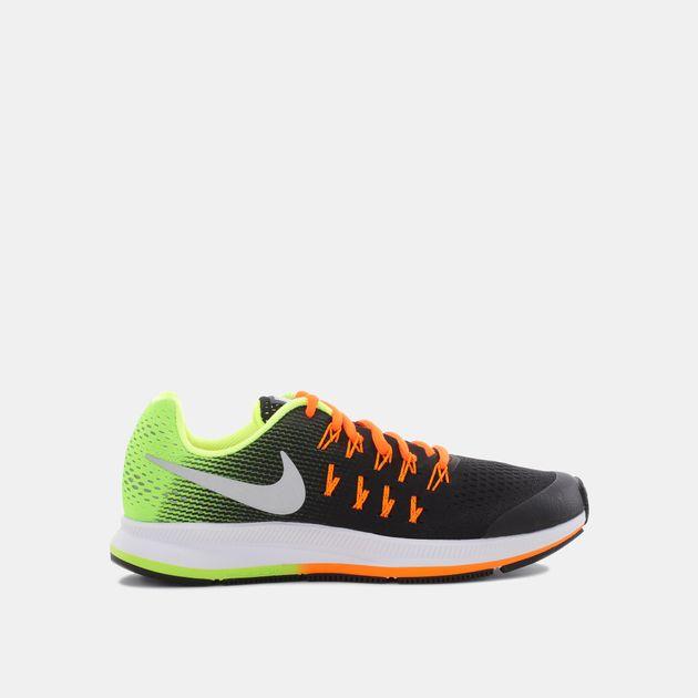 best service aae1e 1852d Shop Nike Kids Air Zoom Pegasus 33 Grade School Shoe ...