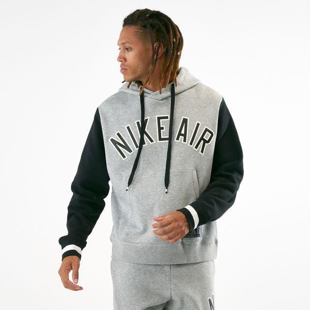 1db6cae24 Nike Men's Air Fleece Pullover Hoodie | Hoodies | Hoodies and ...