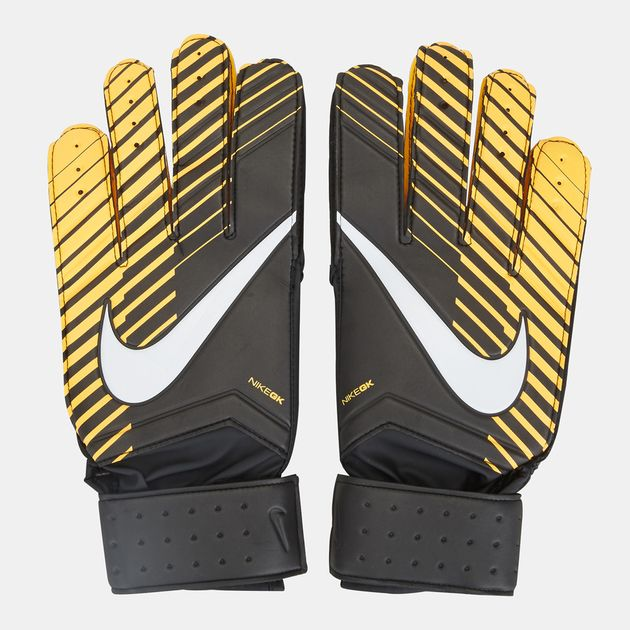 Shop Black Nike Match Goalkeeper Football Glove for Mens by Nike | SSS