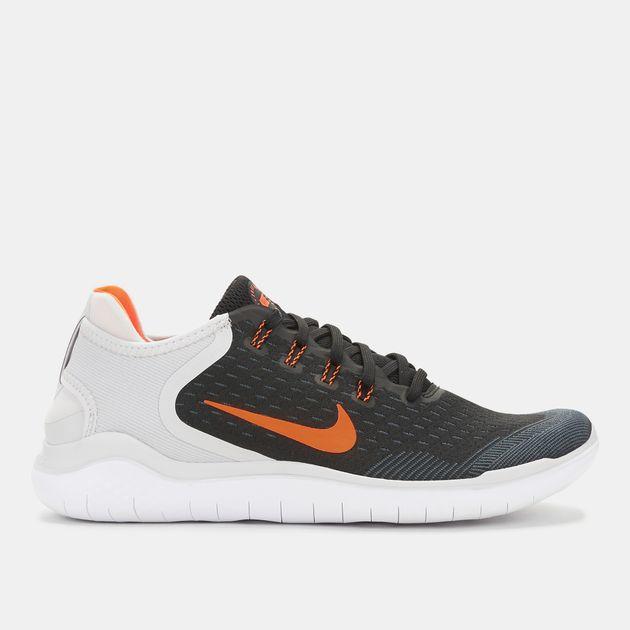 7743adc4bda0 Shop Black Nike Free RN 2018 Shoe for Mens by Nike