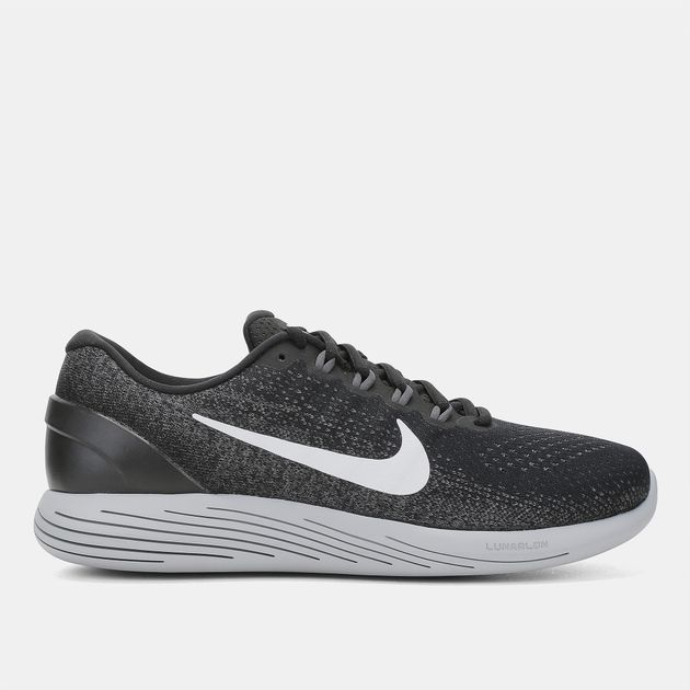 3d4e37f970b Shop Black Nike LunarGlide 9 Shoe for Mens by Nike
