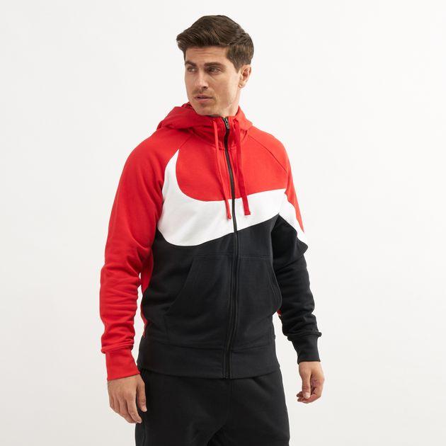 ecfa9082 Nike Men's Sportswear Full-Zip French Terry Hoodie | Hoodies ...