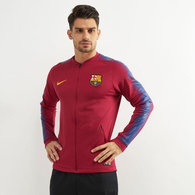 Nike Men s FC Barcelona Anthem Jacket  ec47c1493