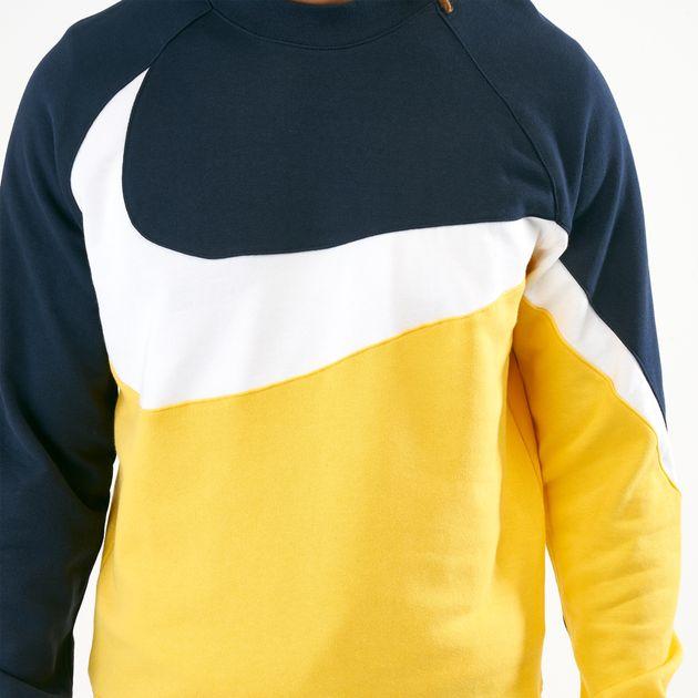 d31ec087d70 Nike Men s Sportswear French Terry Crew Sweatshirt