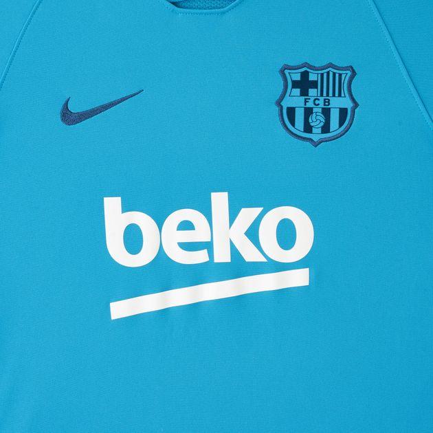 5463e295992 Nike Kids  FC Barcelona Breathe Squad Football Top (Older Kids) - 2018