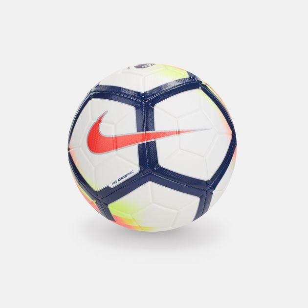 aafbc63484 Shop White Nike Strike Premier League Football for Mens by Nike   SSS