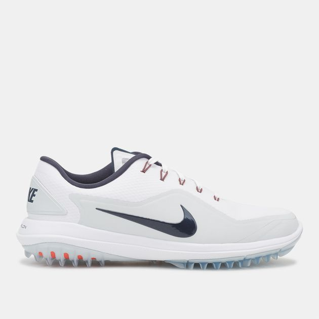 0bacb106ef675 Shop White Shop White Nike Lunar Control Vapor 2 Golf Shoe for Mens ...