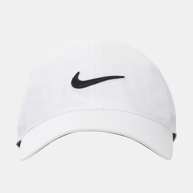 Shop White Nike Golf Legacy91 Tech Cap for Unisex by Nike Golf  dd5c4ad01e0b