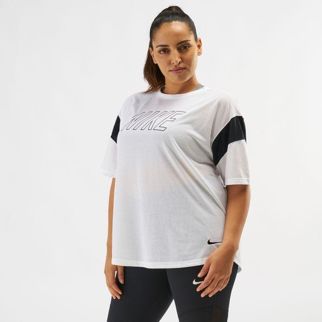 53dbde294452e Nike Dry Graphics T-Shirt (Plus Size) | T-Shirts | Tops | Clothing ...