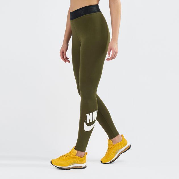 57b2a2dbde Nike Sportswear Leg-A-See Logo Leggings | Full Length Leggings ...