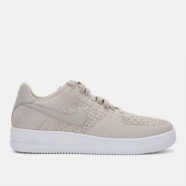 new concept 9fd52 976b7 Nike Air Force 1 Flyknit Low Top Shoe, 848590