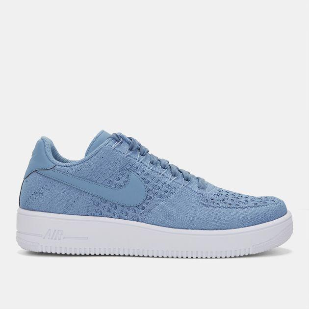 online retailer bd36a eb984 Nike Air Force 1 Ultra Flyknit Low Shoe, 833022