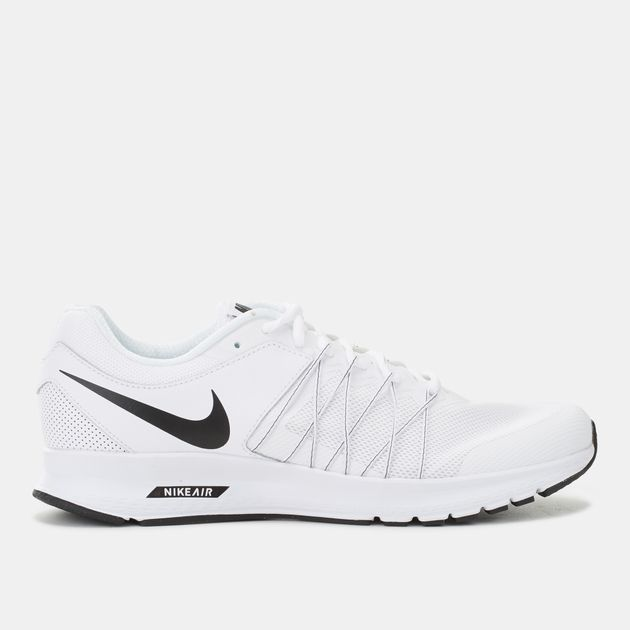 7dc22ace5e5 Shop White Nike Air Relentless 6 Shoe for Mens by Nike