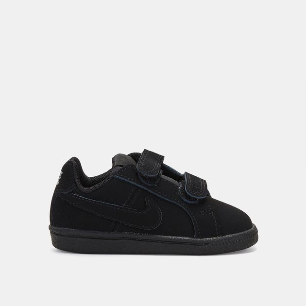 e0e11aa632f Shop Black Nike Kids  Court Royale TDV Shoe for Kids by Nike