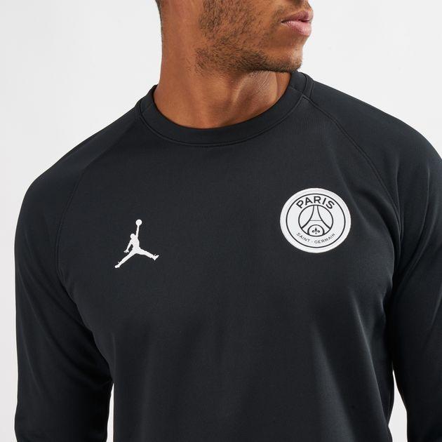 Saint Sleeve Paris Squad T Nike Germain Long Dry ShirtShirts 3c54AjLRq