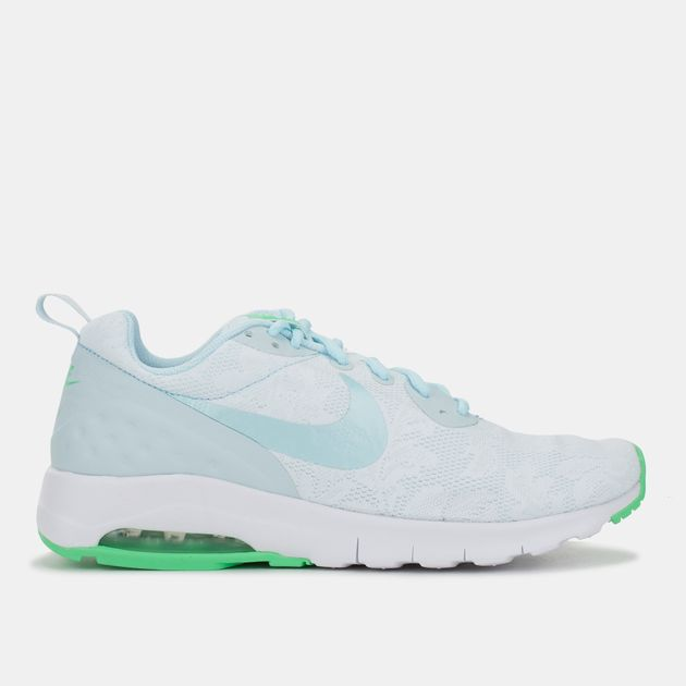 Shop Green Nike Air Max Motion Low ENG Shoe for Womens by
