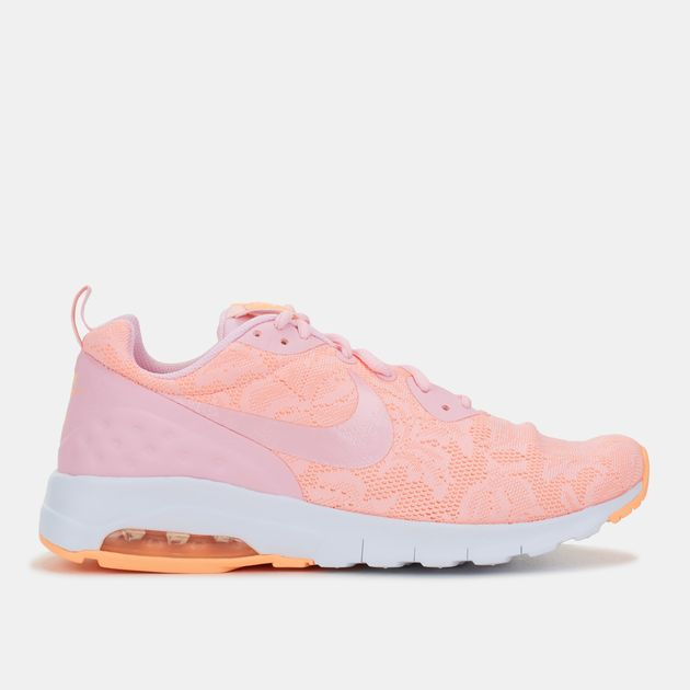 53dfc01623 Shop Pink Nike Air Max Motion Low ENG Shoe for Womens by Nike | SSS