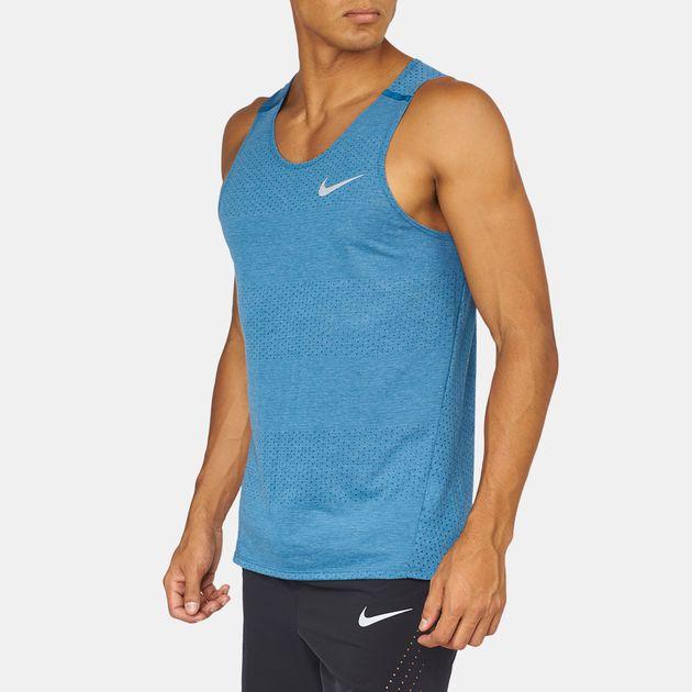 urzędnik sprzedaż gorąca sprzedaż online Nike Breathe Running Tank Top | Tank Tops | Tops | Clothing ...