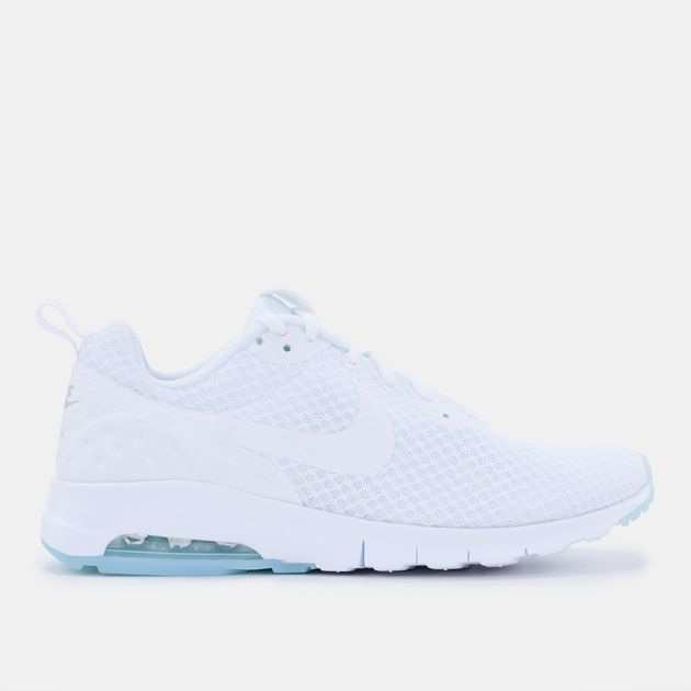 Shop White Nike Air Max Motion Lightweight SE Shoe for Womens by ... 4f2d09aca