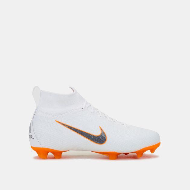 8779bc66c3bf Nike Kids  Mercurial Superfly 360 Elite Firm Ground Football Shoe (Older  Kids)