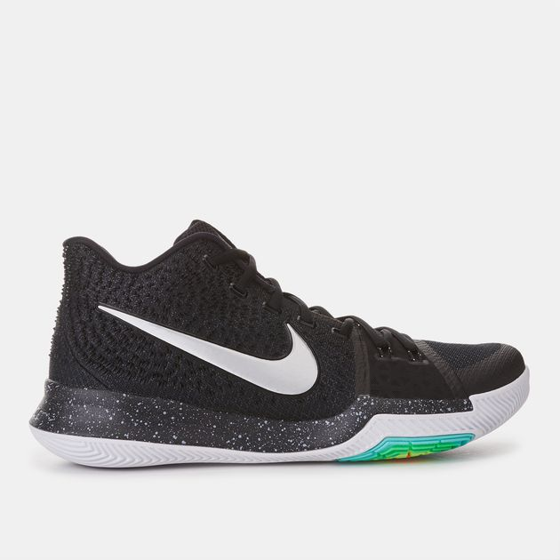 the best attitude 7d34c 80d8c Shop Black Nike Kyrie III Basketball Shoe for Mens by Nike | SSS