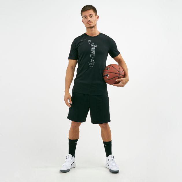 0d22377b46d Nike Men s NBA Steph Curry MVP Dri-FIT T-Shirt