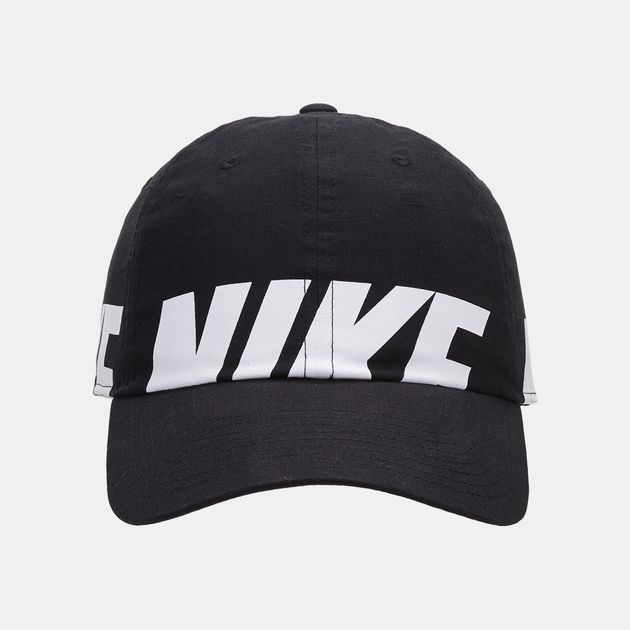 Shop Black Nike Heritage 86 Cap for Womens by Nike  70f5f4a90710