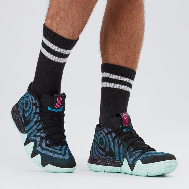 Nike Kyrie 4 Basketball Shoe - Blue
