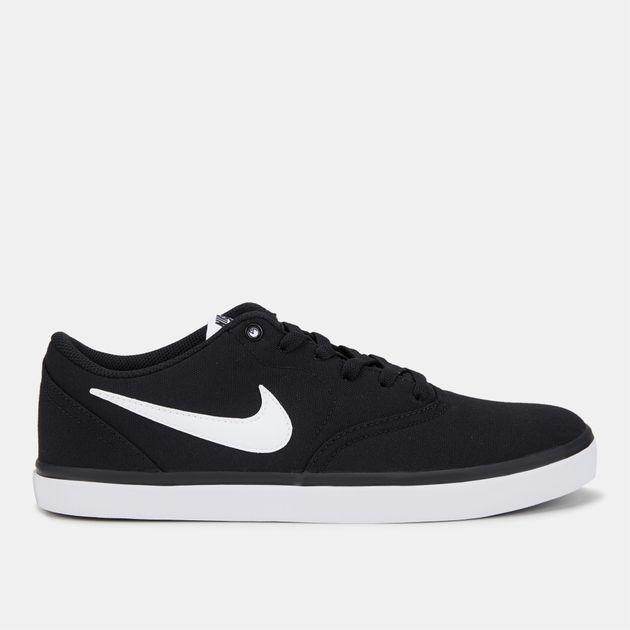 newest 60cbf 51ba6 Nike SB Check Solar Canvas Shoe, 1416504