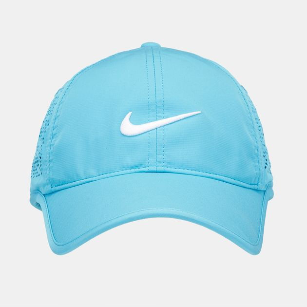 c128a2b2c59 Nike Golf Perforated Adjustable Cap - Blue