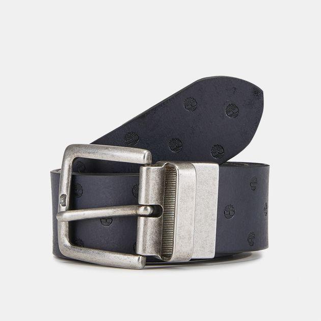 47d7bef657d Timberland Textured Leather Belt | Belts | Accessories | Mens ...
