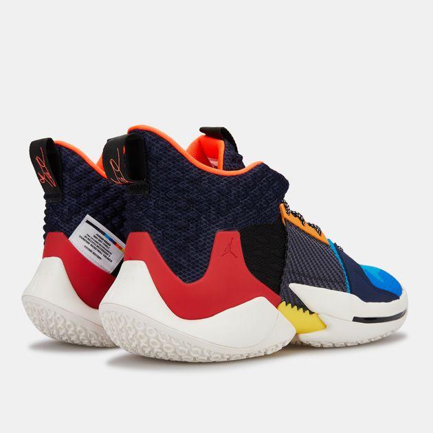 super popular 12871 49a53 Jordan Men s Air Jordan Why Not Zero.2 Shoe, 1552385