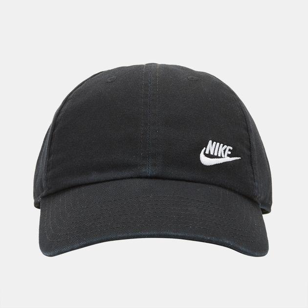 7de5c4bd Nike H86 Futura Classic Cap - Black, 1085174