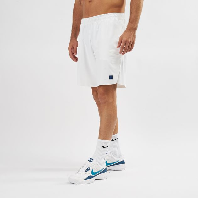 7fd575834df4 Nike Court Dri-FIT Flex RF Ace 9 Inch Tennis Shorts