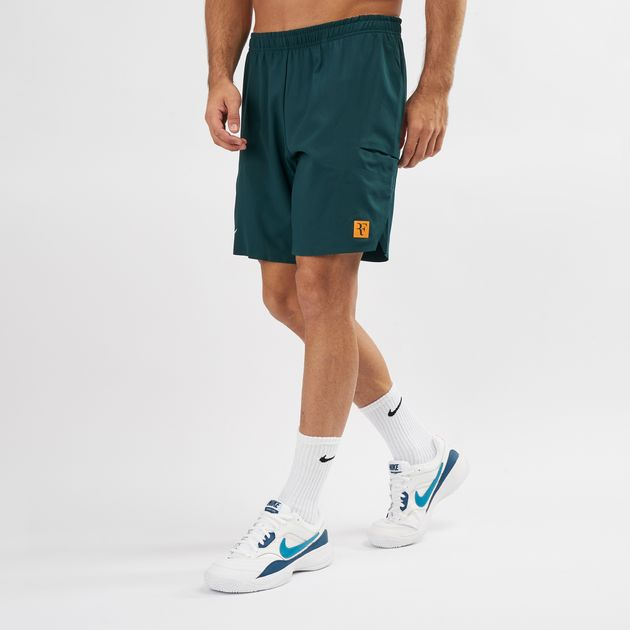 super popular 6abe9 38408 Nike Court Dri-FIT Flex RF Ace 9 Inch Tennis Shorts, 1361289